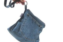 Upcycled Denim Projects