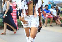 Afropunk streetwear