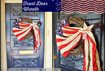 Land of the free and home of the Brave / by Melody Helms