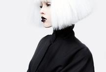 Czarne białe super
