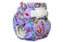 Diapers / Reusable diapers