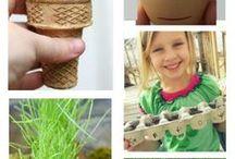 Gardening with Kids :)