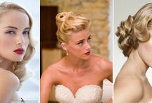 Style for Every Bride / Bridal hairstyles for every bride and for every time of year!