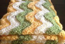 Blankets - Crochet