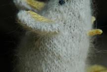 Knit zoo