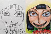 nos enfants sont des artistes