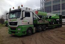 Vrachtwagen / Vrachtwagens