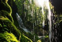 peisaje și cascade