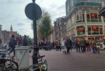 Amsterdam / Momentos em Amstedam