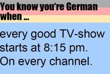 typisch deutsch ;)