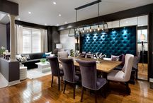 Interior Bliss: Dining Room / by Antionette Morrow