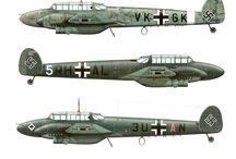 Bf-110 / Messerschmitt Bf-110