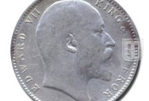 British India - Edward VII / Collection of Coins of Edward VII of British India