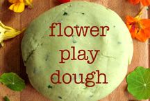 Play Dough Recipes and Activities / These are suggestions and have not been tested individually by KCCTO staff.