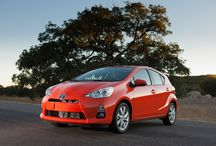 2016 Eco-Friendly Car of the Year - Toyota Prius C