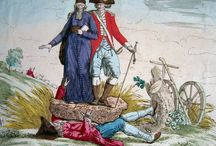 The Old Regime / The political and social system in France from 1654 to 1789.