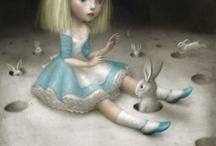 Alice in Wonderland / by Tearee Caswell