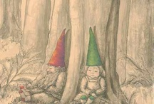 Gnomes and Elves...