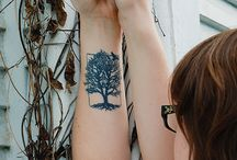 Ink tree / Great tree Ink