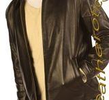Mens Leather Jacket / Mens Leather Jacket