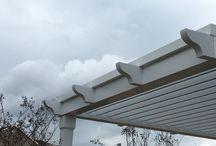 Equinox Louvered roofs / Adjustable pergola