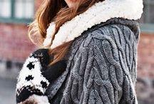 Fashion & Style: Knitting Winter