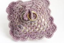 Wedding Crochet / I can make this stuff, let me know if you would like me to make something for you, I post within Australia only, like Rosy Colour Crochet on Facebook ... / by Teena Murphy