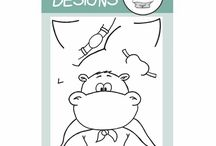 Hippo In Disguise - GD Designs