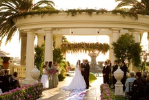 Inspired Weddings / Monarch Beach Resort is THE destination for weddings in Orange County. Your dreams become reality.
