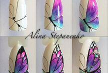 космическая бабочка