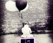 1st birthday  / by Gader Abujudeh-Ibrahim