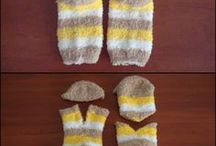 sock art