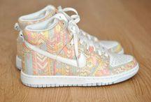 Shoes!  / by Jayla Lane