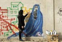 Graffiti Street Art in News