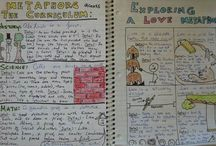 Language Arts Interactive Notebooks / by Cassie Smith