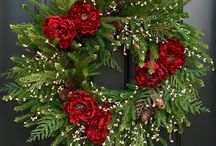 christmas outdoor wreaths