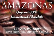 Super Deals / Get discounts on all of our chocolates here. The best deals around on bulk dark chocolate and organic chocolate for baking and candy making.