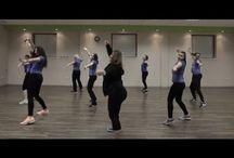 танец- фитнос