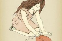 Lovely Light Illustrations / by Gloria Caeli