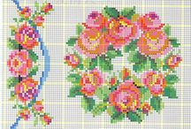 Cross Stitch Charts / by Sherry Kelley