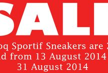 SALE / All SALE items and specials at Stixons.