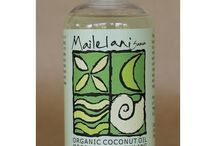 Organic Coconut Oil Products / Shop online: http://www.shopsamoa.com