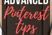 Pinterest Tips for Bloggers / All the Pinterest tips you could ever want!