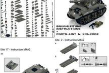 LEGO_NÁVODY_Vojenství