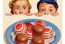 Vintage publicité et image