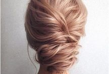 Hair+updo