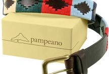 Pampeano Argentinian Polo Belts / by A Farley Country Attire