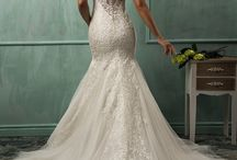 wedding/ dresses