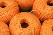 Color - Orange / by Manon van den Arend