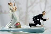 Wedding Cake Toppers / Choose a cake topper that fits your style!